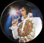 The Dream: Remembering Elvis, By Nate Giorgio,bradford Plate