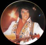 The Spirit: Remembering Elvis, By Nate Giorgio, A Bradford Plate