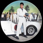 Spinout: Elvis On The Big Screen, Delphi Plate