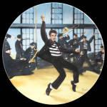 Jailhouse Rock: Elvis, Looking At Legend, Delphi Plate