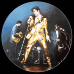 Memphis Flash: Elvis, Looking At Legend, Delphi Plate