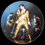Memphis Flash: Elvis, Looking At Legend, Delphi Plate