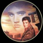 Heartbreak Hotel: Elvis Presley Hit Parade, Delphi Plate
