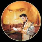 Return To Sender: Elvis Presley Hit Parade, Delphi Plate