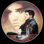 Always On My Mind: Elvis Presley Hit Parade, Delphi Plate