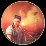 Mystery Train: Elvis Presley Hit Parade, Delphi Plate