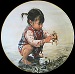 Girl With Seashells: Children Of Aberdeen Kee Fung Ng