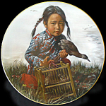 Girl With Sea Birds: Children Of Aberdeen Kee Fung Ng