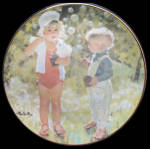 Blowing Bubbles: Summer Days Of Childhood, Thornton Utz