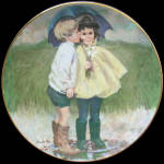 A Stolen Kiss: Summer Days Of Childhood, Thornton Utz