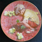 Feeding Time: Carefree Days Thornton Utz, Viletta Plate