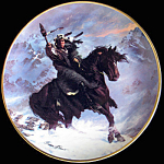 Spirit Of The West Wind: Hermon Adams, Franklin Mint