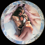 Waking Dream: Soul Mates By Lee Bogle, Bradford Plate