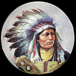 Power Of Blackfoot: Council Of Nations, Perillo Plate