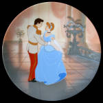 This Is Love: Cinderella, Walt Disney & Knowles Plate