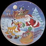 Thanks, Pluto: Mickeys Holiday Magic Bradford Disney