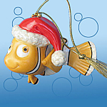 Nemo Finds Christmas: Disney And Lenox Holiday Ornament
