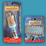 Disney's Pocahontas Barrette And Lip Balm