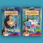 Disney's Pocahontas Magnets Set Of 2