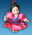 Disney Mulan Tiny Tot Doll By Marie Osmond
