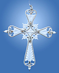 Platinum Cross By Lenox