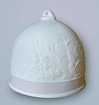 Spring Bell: Lladro Membership Gift 1991