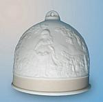 Fall Bell: Lladro Membership Gift 1993