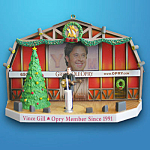 Vince Gill: Carlton Grand Ole Opry Ornament 2006
