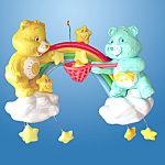 Care Bears Making Season Bright: Carlton Ornament 2004