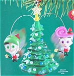 Fairly Odd Parents: Carlton Christmas Ornament 2004