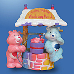 Care Bears Sharing Wishing Well: Carlton Ornament 2005