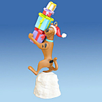 Scooby Doo: Santa Paws Hallmark Ornament 2004