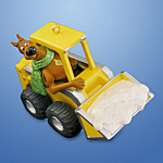 Scooby Doo: Scooby Scoop:hallmark Ornament 2007