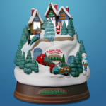Holiday Hilltop Tree Farm: Hallmark Ornament 2009