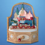 Magic Express: Hallmark Anniversary Train Ornament 2009