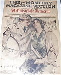 Vintage Prints Magazine Covers Howard Chandler Christy