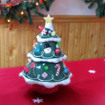 Musical Christmas Tree: Hallmark Animated Tabletop 2009