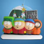 South Park: Carlton Talking Ornament 2009