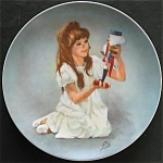 Clara And The Nutcracker: Ballet, Shell Fisher Plate