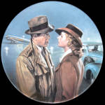 Here's Looking At You Kid: Casablanca, Knowles Plate
