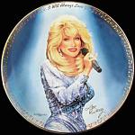 Dolly Parton, I Will Always Love You: Bradford Exchange