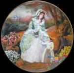 Elizabeth Portraits Of American Brides Rob Sauber Plate