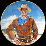 John Wayne, The Duke By Robert Tanenbaum Franklin Mint