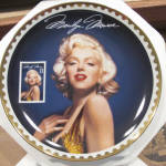 Sultry Yet Regal: Marilyn Monroe Gold Bradford