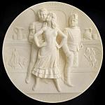 Carmen: La Scala Grand Opera Studio Dante Plate