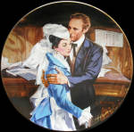 Question Of Honor: Gone With The Wind Anniversary Plate