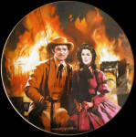 Burning Of Atlanta: Gone With Wind Golden Anniversary
