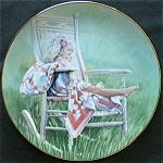 Rocking Chair: Country Summer Nancy Noel, Hamilton