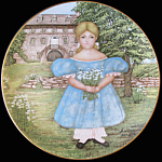 Ann By The Terrace: American Innocents Knowles Plate
