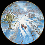 Holiday Sleigh Ride: Land Of The Free, William Ressler